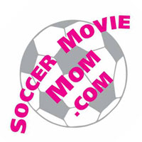 SoccerMovieMom logo in place of a poster specific for this film