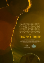 The Trophy Thief - poster