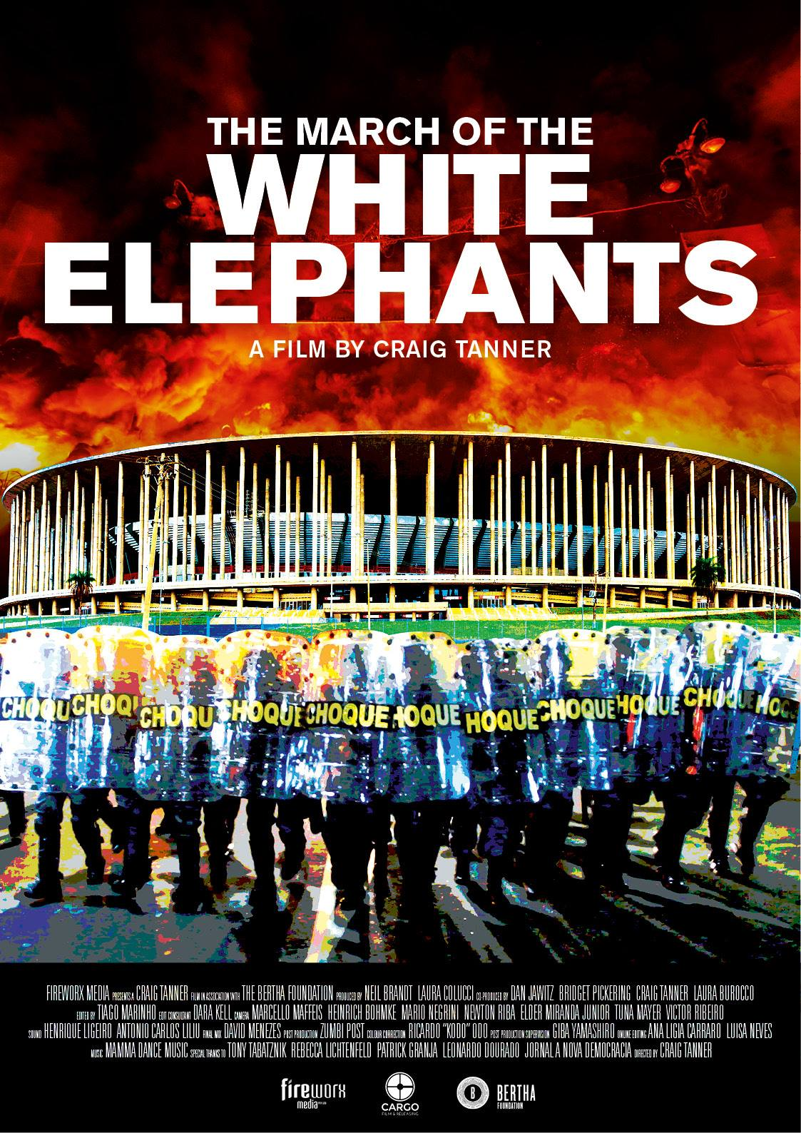 March of the White Elephants (2015)