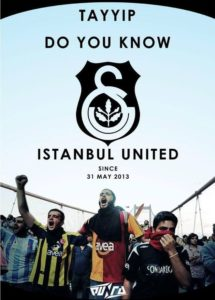 twitter photo of Istanbul United movement