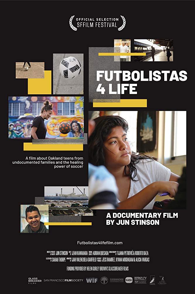 Futbolistas 4 Life (2018)