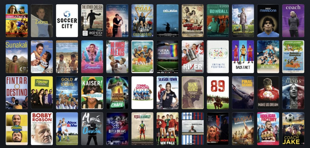 Best and Worst soccer movies in 2019