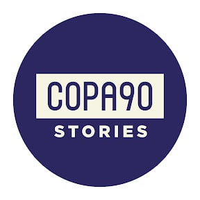 Copa90 Stories logo