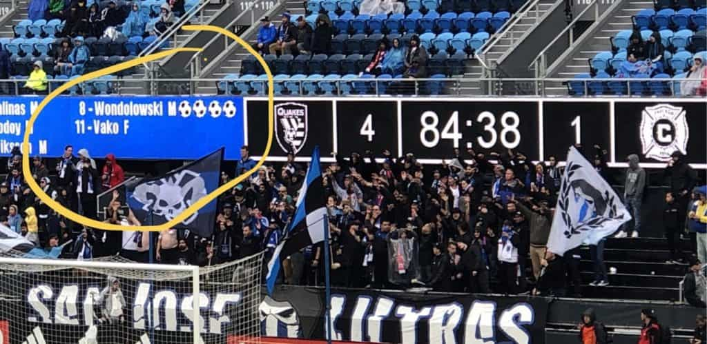 San Jose Ultras 2019