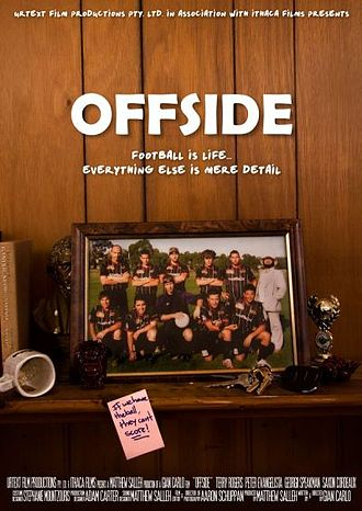 Total Football: the Movie (2009) also known as Offside (2009)